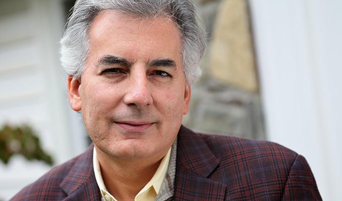 Alvaro Vargas Llosa, Photo shoot